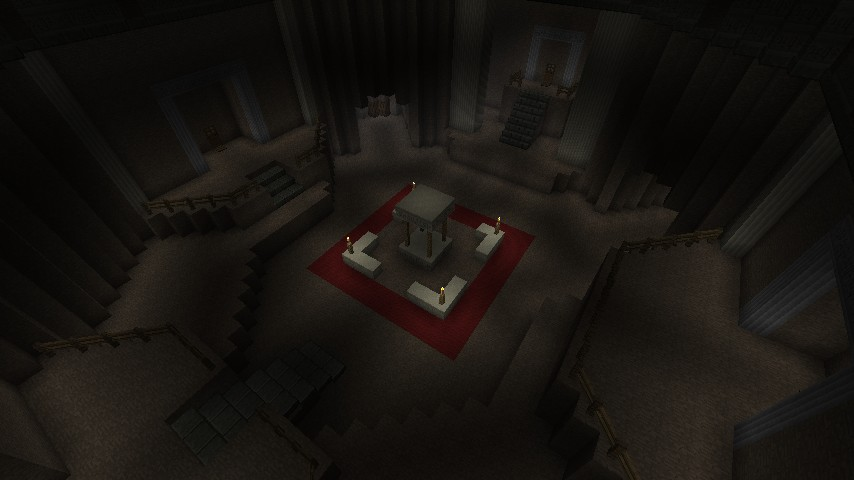 Inside Forest Temple