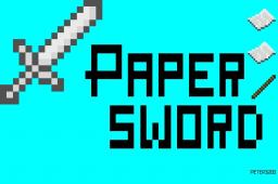 PaperSword Mod 1.6.2 [FORGE] Minecraft