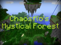 Chaosflo's Mystical Forest [SMP / 1.4.2] Minecraft Mod