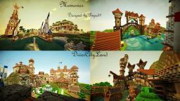 Minecraft Cinematic - Memories HD Minecraft Map & Project