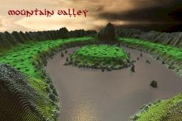 Mountain-Valley [Unfinished] Minecraft