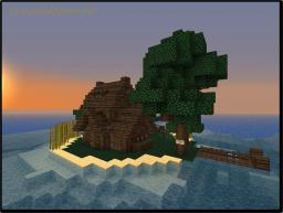 [Housing] Survival_Island_Home Minecraft Project
