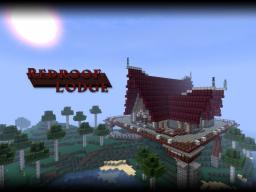 Redroof Lodge Minecraft Map & Project