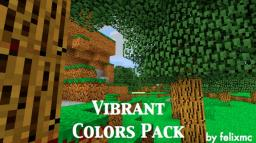 [1.3.2] Vibrant Colors v1.0 - Make your game brighter, colorful and vibrant Minecraft Texture Pack
