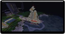 Forerunner Observation Post Minecraft Map & Project