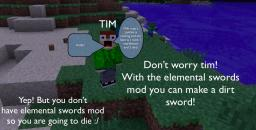 Mo' Epic swords! 100 Diamonds! THX! Elemental swords! 1.4.7 40000  views!! 12000   Downloads!! Now with Achievments!
