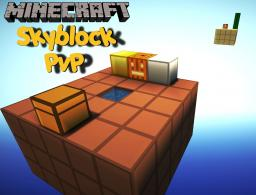 Skyblock PvP - 2 Players! Minecraft Map & Project