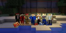 Misadventure on the Sea Fan Art Finished! Minecraft Blog Post