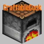 CraftableCook [Please diamond if you like or download] 1.3.2 Minecraft Mod