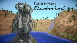 Myst - Gahreesen Age Minecraft Map & Project