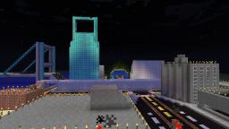 Minecadia City Minecraft Map & Project