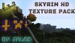 [WIP] Skyrim HD TexturePack [1.4.7] Minecraft