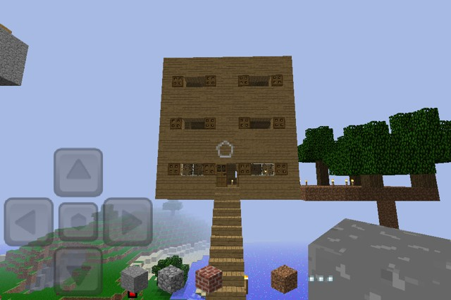 how to make a furnace work in minecraft pe creative