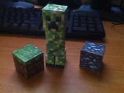 PaperCraft! (25 Sub Special!) Please Read. Minecraft