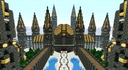 The forgotten City Minecraft Map & Project