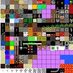 WeirdCraft 16x16