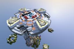 The Charity - ( Sky Limit Project Contest Entry ) Minecraft Map & Project