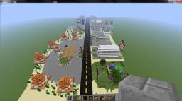 Radiator springs Minecraft Project