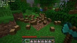 [1.6.4] DaftPVF's TreeCapitator Minecraft