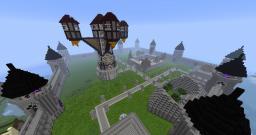 Craft-Wars Trailer Minecraft Map & Project