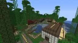 The Missing Children Minecraft Map & Project