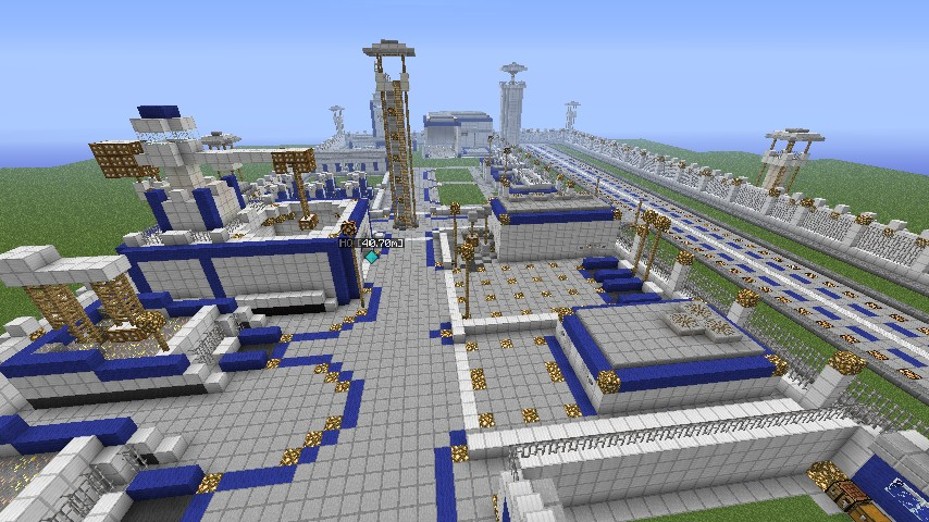 how to build a army base in minecraft