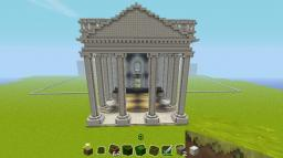 White House Recreation Minecraft Project