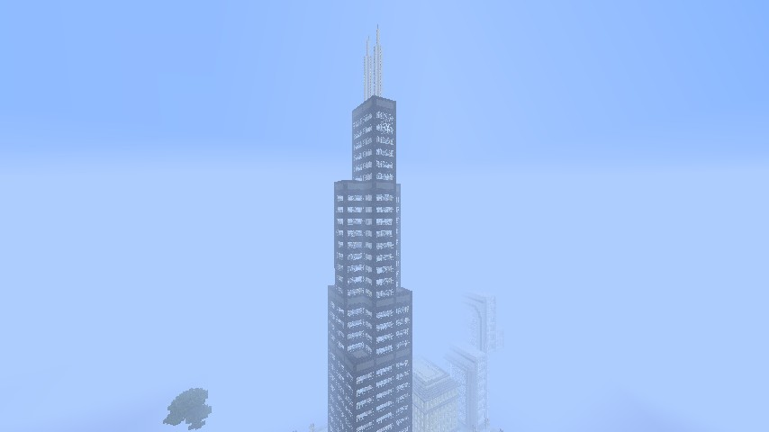 The Willis Tower Sears Tower