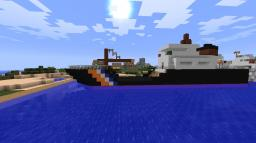 U.S Coast Guard Keeper Class Buoy Tender Minecraft