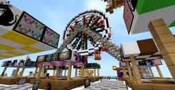 Minecraft:Mini Theme Park Minecraft Map & Project