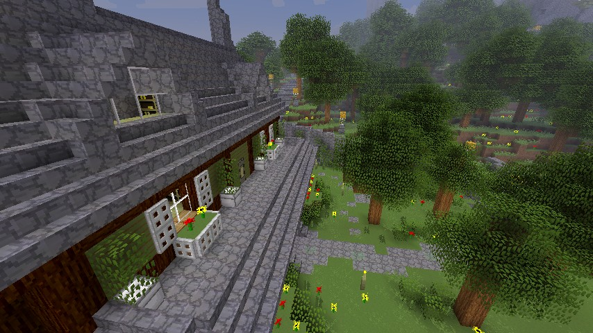 min5craft Finished for 1.5.2 Minecraft Texture Pack