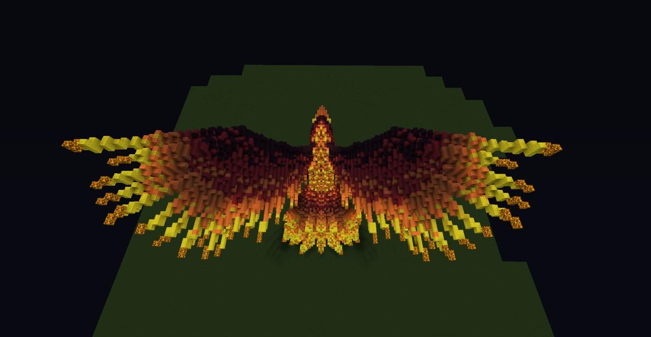 Phoenix Craft Minecraft