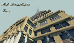 Mole Antonelliana Minecraft Map & Project