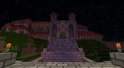 Emerald City Castle Minecraft Project