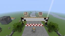 [WIP] Mario Kart: Mario Circuit Minecraft Map & Project