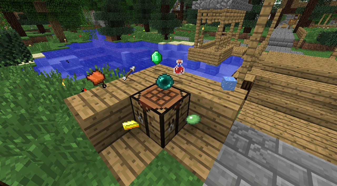 how to give potions minecraft