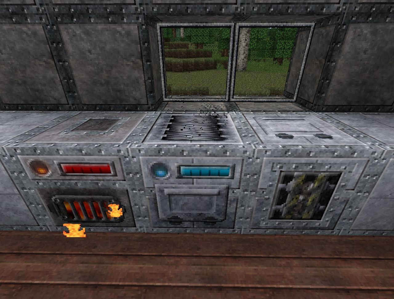Industrial Craft    Texture Pack