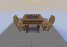 Minecraft Chess Board Minecraft Map & Project