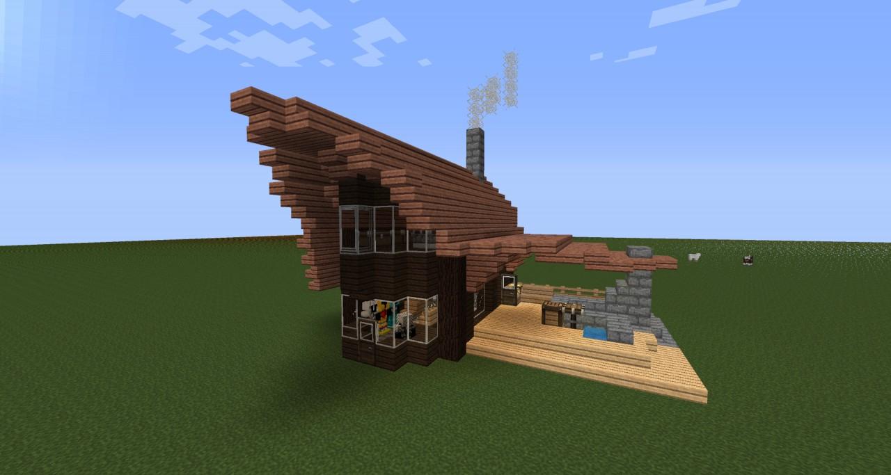 Blacksmith S Home Minecraft Project
