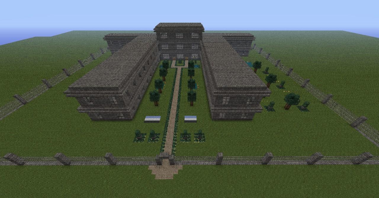 City Hall Faraton Project Minecraft Project Minecraft