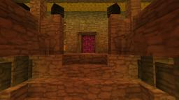 Earth - Nether Base V2.1 Minecraft Map & Project