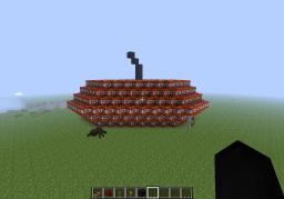Pancake Nuke Minecraft Map & Project
