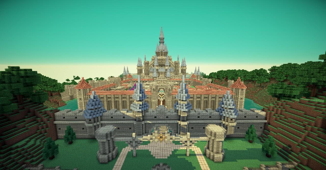 Zelda Twilight Princess Minecraft Project