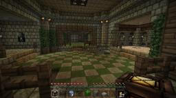 Awesome underground base Minecraft Map & Project