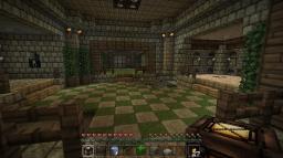 Awesome underground base Minecraft Map & Project