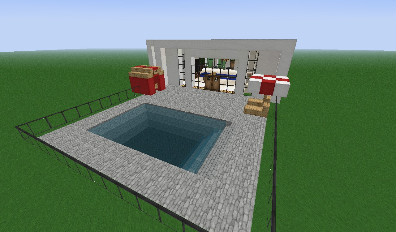 2012 09 20 231157 3644241 - 20+ Small Modern House Design Minecraft  Images