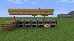 Smart Piston Tutorial Minecraft Blog