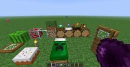 DefaultRemix 12w38b Minecraft Texture Pack