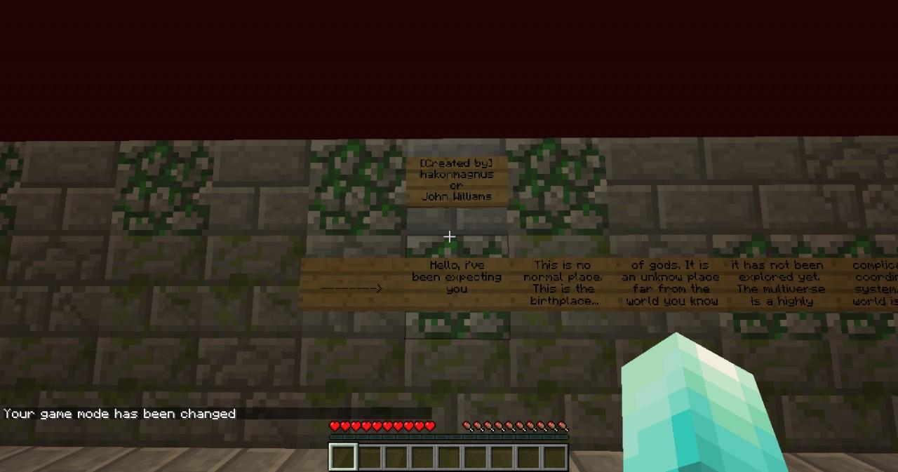 Minecraft Skin Herobrine The Secret Of Herobrine 1