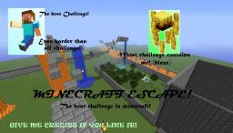 Minecraft Escape I Minecraft Map & Project